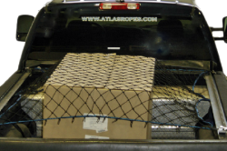 mesh cargo net, cargo net, box net