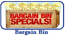 bargain-bin