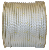 double braid nylon rope, nylon rope